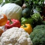 mix druhov zeleniny