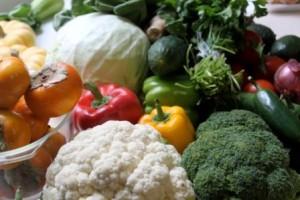 zmes zeleniny