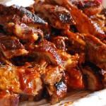 Zavárané pečené mäso