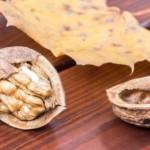 Nakladané orechy v mede