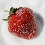 spôsoby mrazenia - mrazenie s cukrom