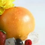ladove kocky ovocie
