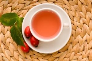 šípky a šípkový čaj