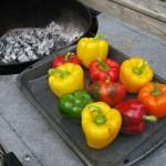 Nakladaná pečená paprika v kyslom náleve