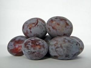 Na mrazenie sliviek sú vhodné plody s vysokým obsahom cukru