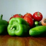Nakladaná miešaná zelenina v kyslom náleve