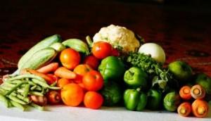 nakladaná zelenina si vyžaduje použitie čerstvých plodov