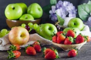 každý druh ovocia má rôzne množstvo pektínu