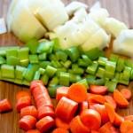 Mrazená zeleninová zmes
